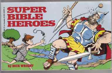 Image for Super Bible Heroes  SIGNED