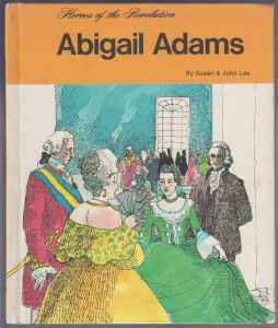 Image for Abigail Adams Heroes of the Revolution