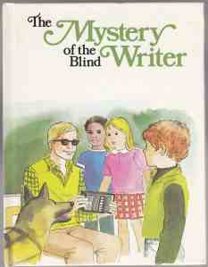 Image for The Mystery of the Blind Write