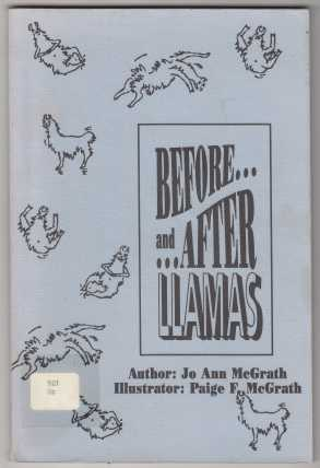 Image for Before and After Llamas