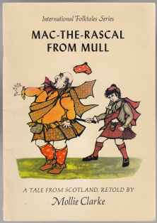 Image for International Folktales Series Mac-The-Rascal from Mull A Tale From Scotland
