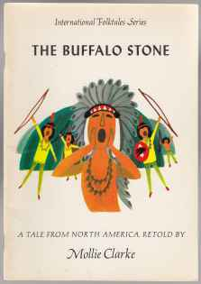 Image for International Folktales Series The Buffalo Stone A Tale From North America