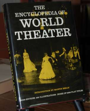 Image for The Encyclopedia of World Theater