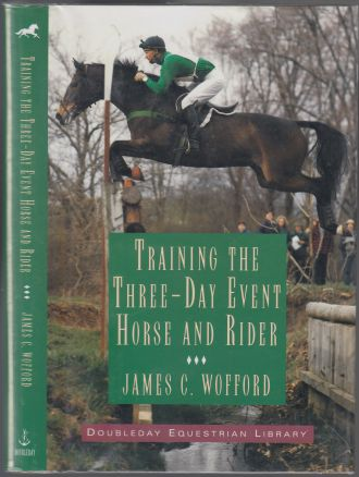 Image for Training The Three-Day Event Horse and Rider  SIGNED
