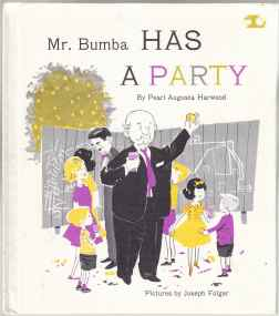 Image for Mr. Bumba Has A Party