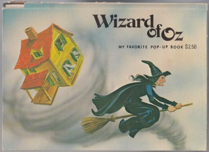 Image for The Wizard of Oz  My Favorite Pop-Up Book