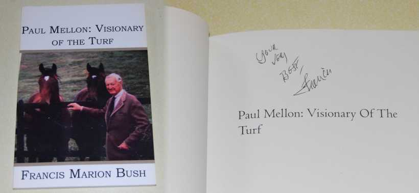 Image for Paul Mellon Visionary of the Turf  SIGNED