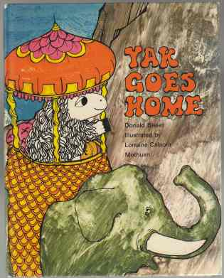 Image for Yak Goes Home