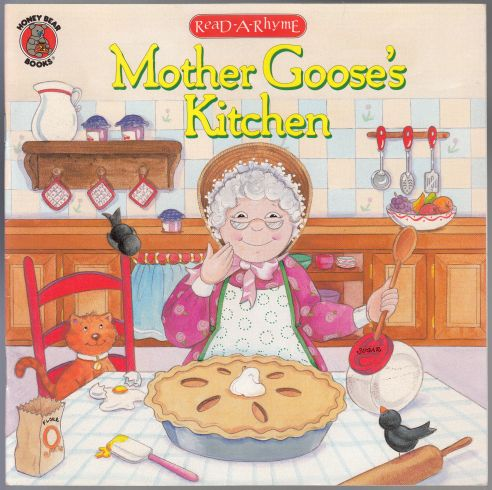 Image for Mother Goose's Kitchen Read-A-Rhyme