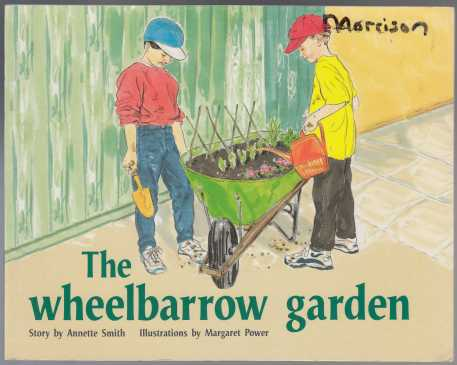 Image for The Wheelbarrow Garden