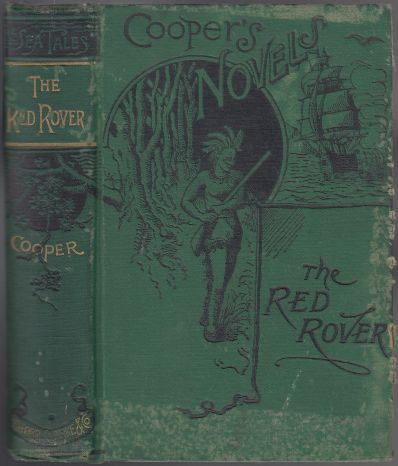 Image for The Red Rover A Tale of the Sea