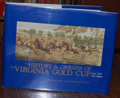 Image for The History and Origins of the Virginia Gold Cup