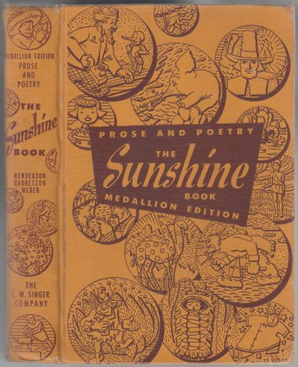 Image for The Sunshine Book Medallion Edition Prose and Poetry