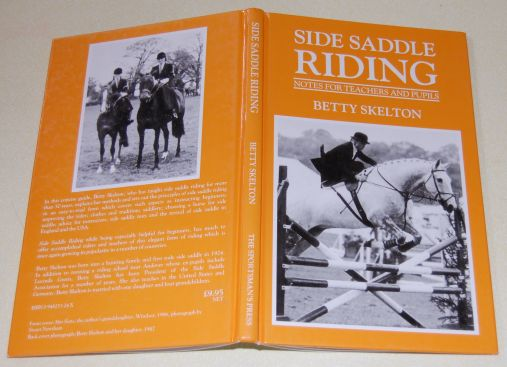 Image for Side Saddle Riding Notes for Teachers and Pupils