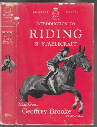 Image for Introduction to Riding & Stablecraft Beaufort Library Vol. II