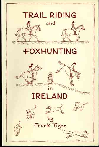 Image for Trail Riding and Foxhunting In Ireland  SIGNED