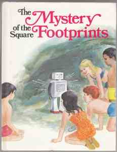 Image for The Mystery of the Square Footprints