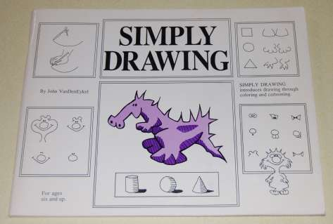 Image for Simply Drawing  SIGNED