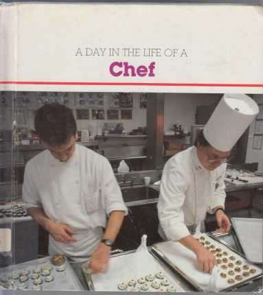 Image for A Day In The Life of a Chef