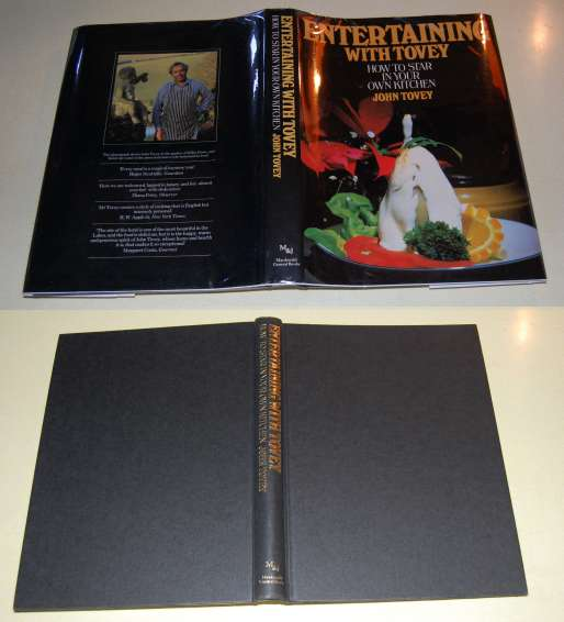 Image for Entertaining with Tovey  How To Star in Your Own Kitchen  SIGNED