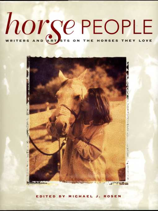Image for Horse People Writers and Artists on the Horses They Love