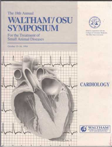 Image for The 18th Annual Waltham/OSU Symposium for the Treatment of Small Animal Diseases October 15-16, 1994