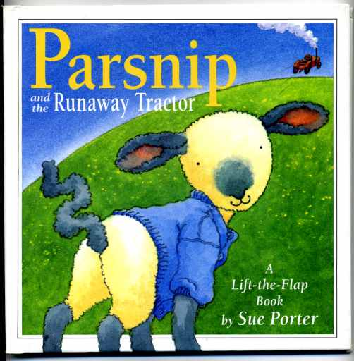 Image for Parsnip and the Runaway Tractor