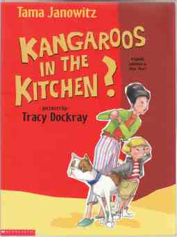Image for Kangaroos in the Kitchen?  Originally Published as Hear That?