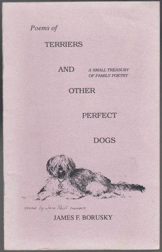 Image for Poems of Terriers And Other Perfect Dogs  A Small Treasury of Family Poetry