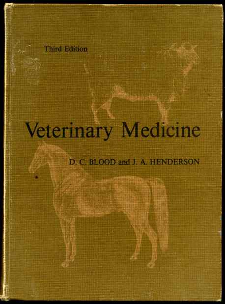 Image for Veterinary Medicine Third Edition