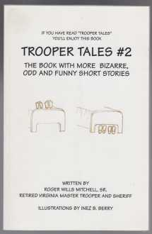 Image for Trooper Tales #2. The Book With More Bizarre, Odd and Funny Short Stories  SIGNED