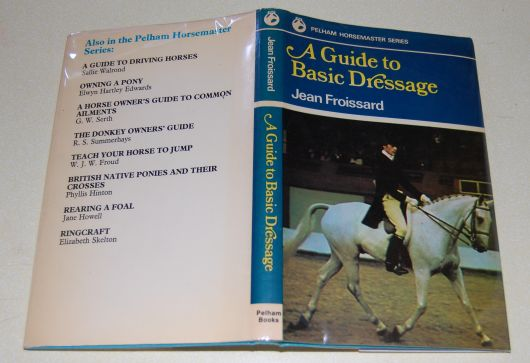 Image for A Guide to Basic Dressage Pelham Horsemaster Series