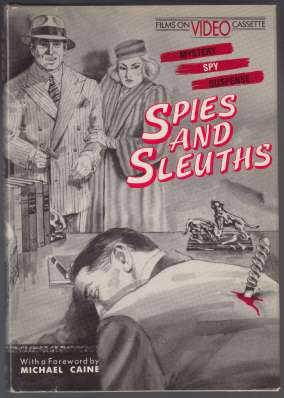 Image for Films on Video Cassette Mystery Spy Suspense Spies and Sleuths