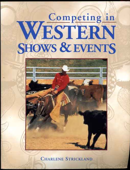 Image for Competing in Western Shows & Events