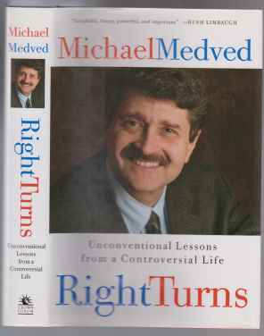 Image for Right Turns  Unconventional Lessons from a Controversial Life