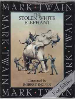 Image for The Stolen White Elephant