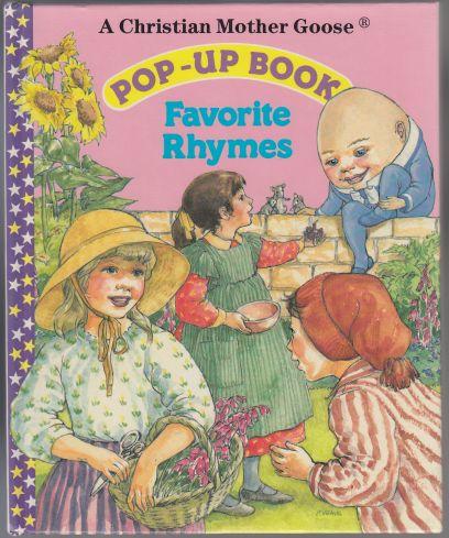 Image for Favorite Rhymes  A Christian Mother Goose Pop-Up Book
