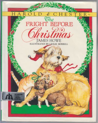 Image for Harold & Chester in The Fright Before Christmas