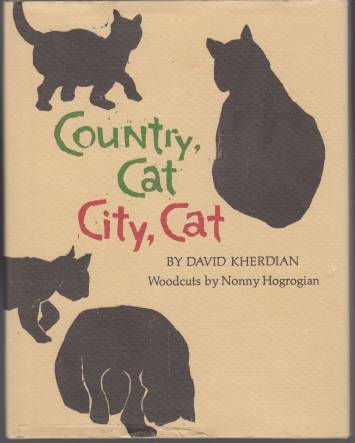 Image for County Cat, City Cat