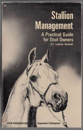 Image for Stallion Management A Practical Guide for Stud Owners