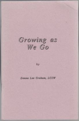Image for Growing As We Go  SIGNED