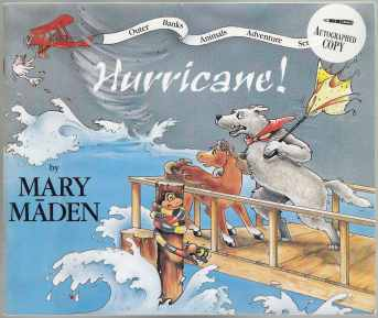 Image for Hurricane!  SIGNED  Outer Banks Animals Adventure Series