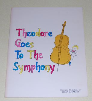 Image for Theodore Goes to The Symphony