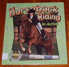 Image for Horseback Riding In Action