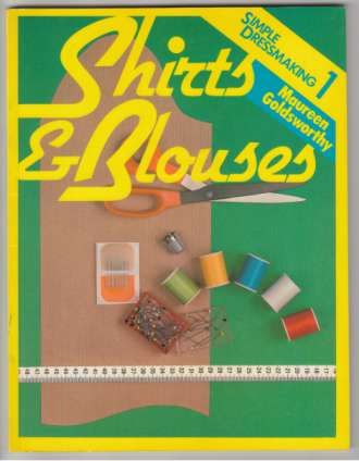 Image for Shirts & Blouses Simple Dressmaking 1
