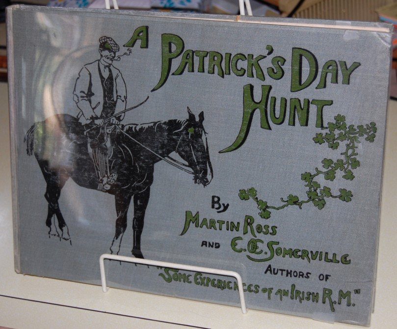 Image for A Patrick's Day Hunt