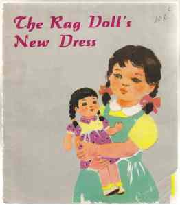 Image for The Rag Doll's New Dress
