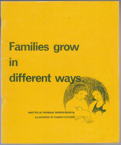 Image for Families Grow In Different Ways