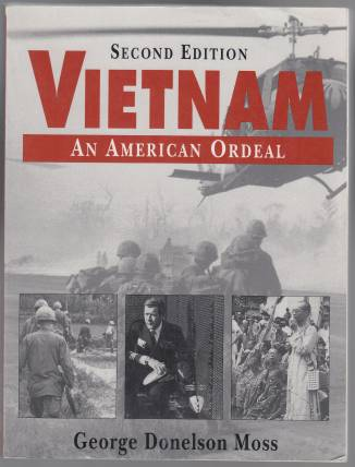 Image for Vietnam  An American Ordeal  Second Edition