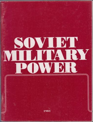 Image for Soviet Military Power 1983